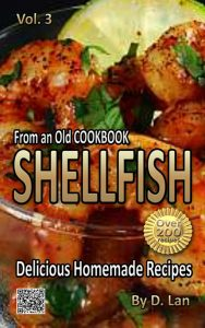From an Old Cookbook SHELLFISH