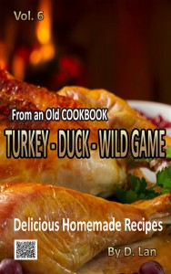 TURKEY DUCK WILD-GAME