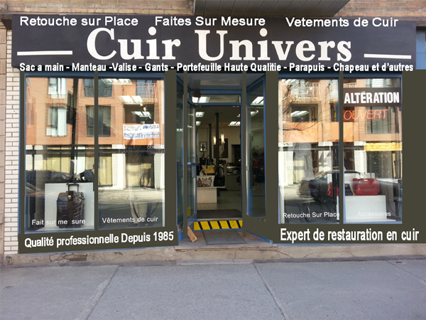 Cuir Univers Leather