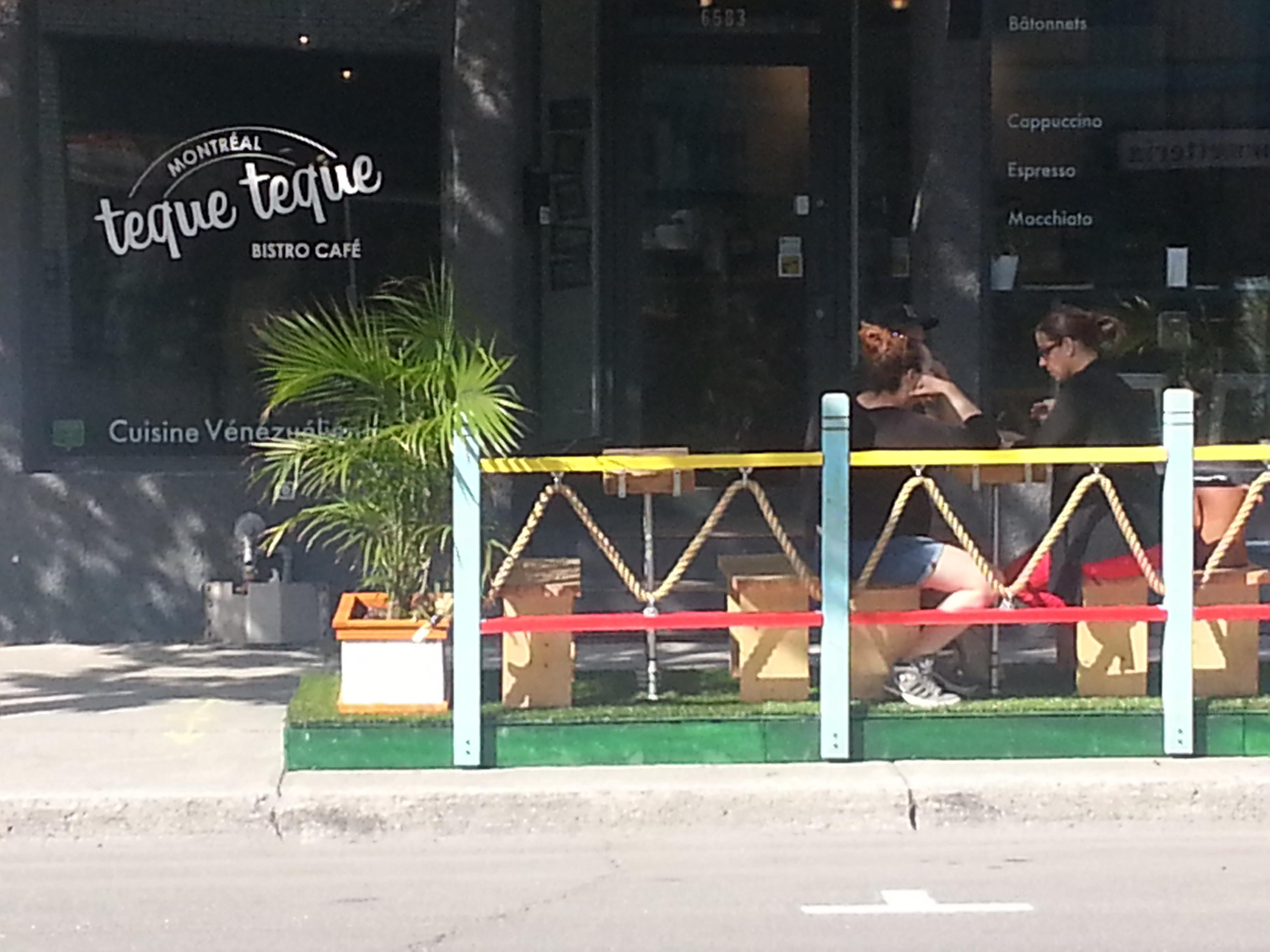 Bistro Café Teque Teque