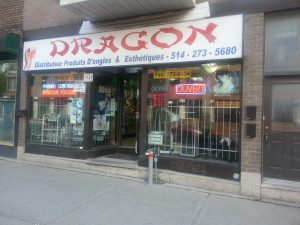 Dragon Produits D'ongles