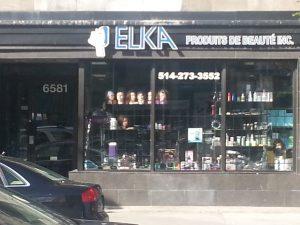 Elka produits de beauté