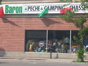 LE BARON Peche -Camping Chasse