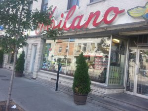 Milano épicerie