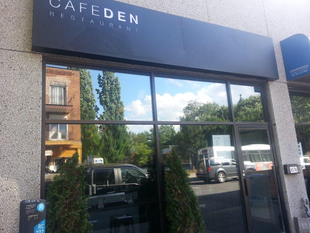 Restaurant CAFEDEN