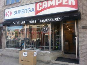 Superga Camper