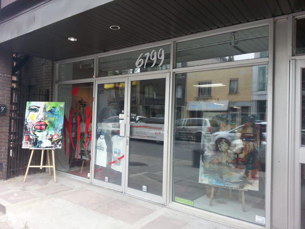 la Galerie d'art Niko