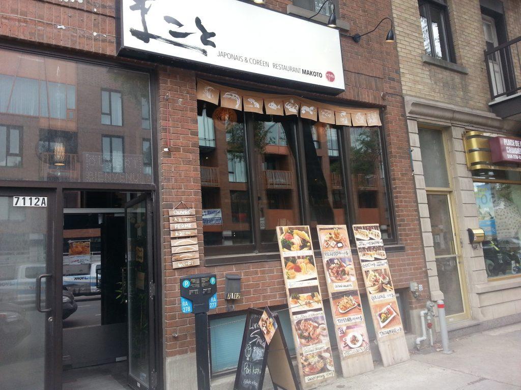 Restaurant Makoto