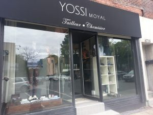 Yossi tailleur