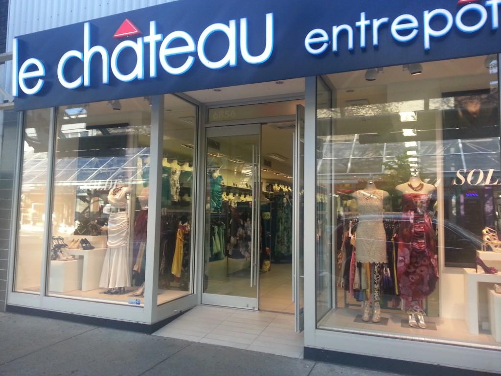 LE CHATEAU ENTREPOT