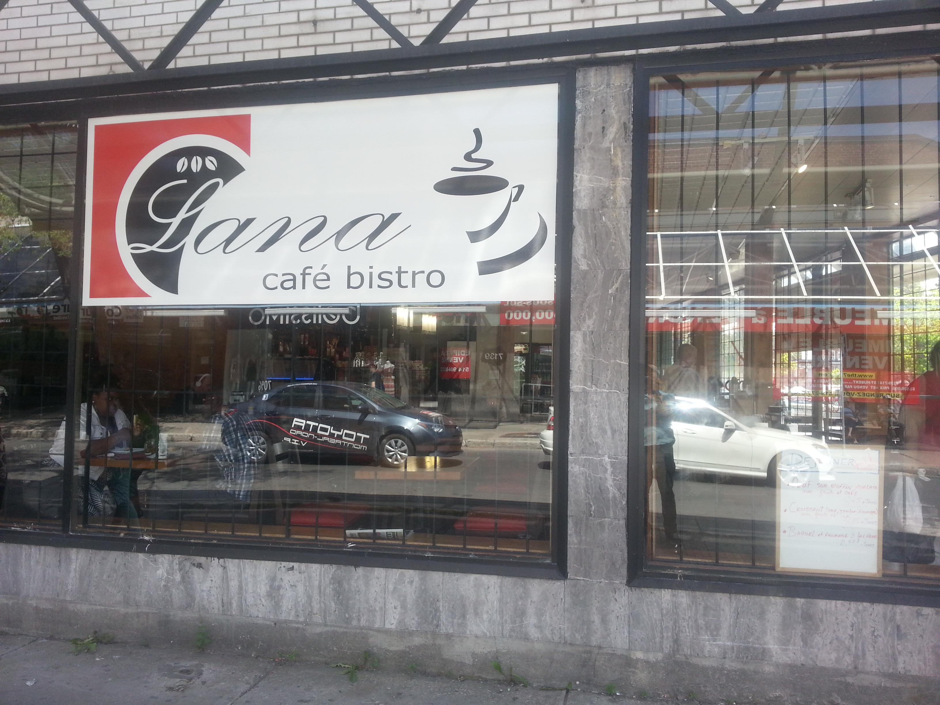 Lana Cafe Bistro