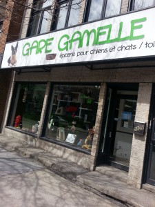 Gare Gamelle