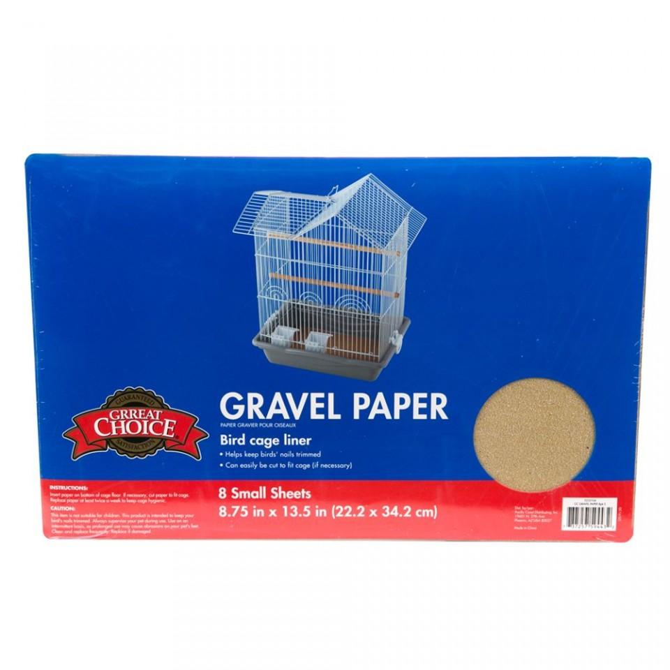 Choice Gravel Paper