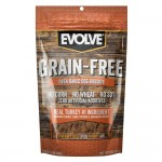 Evolve Grain Free Turkey, Sweet Potato & Cranberry Biscuits