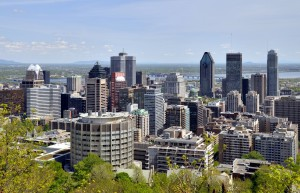 Montreal-lookout